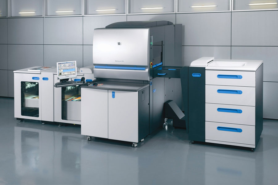 Digital printing presses are increasingly becoming more sophisticated.