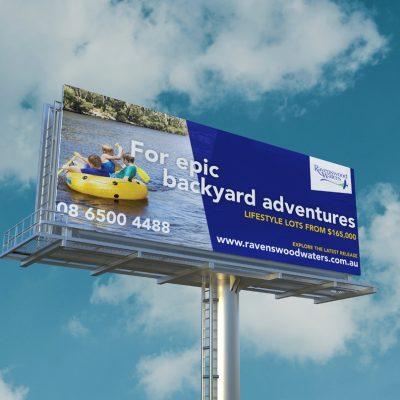 Ravenswood Billboard