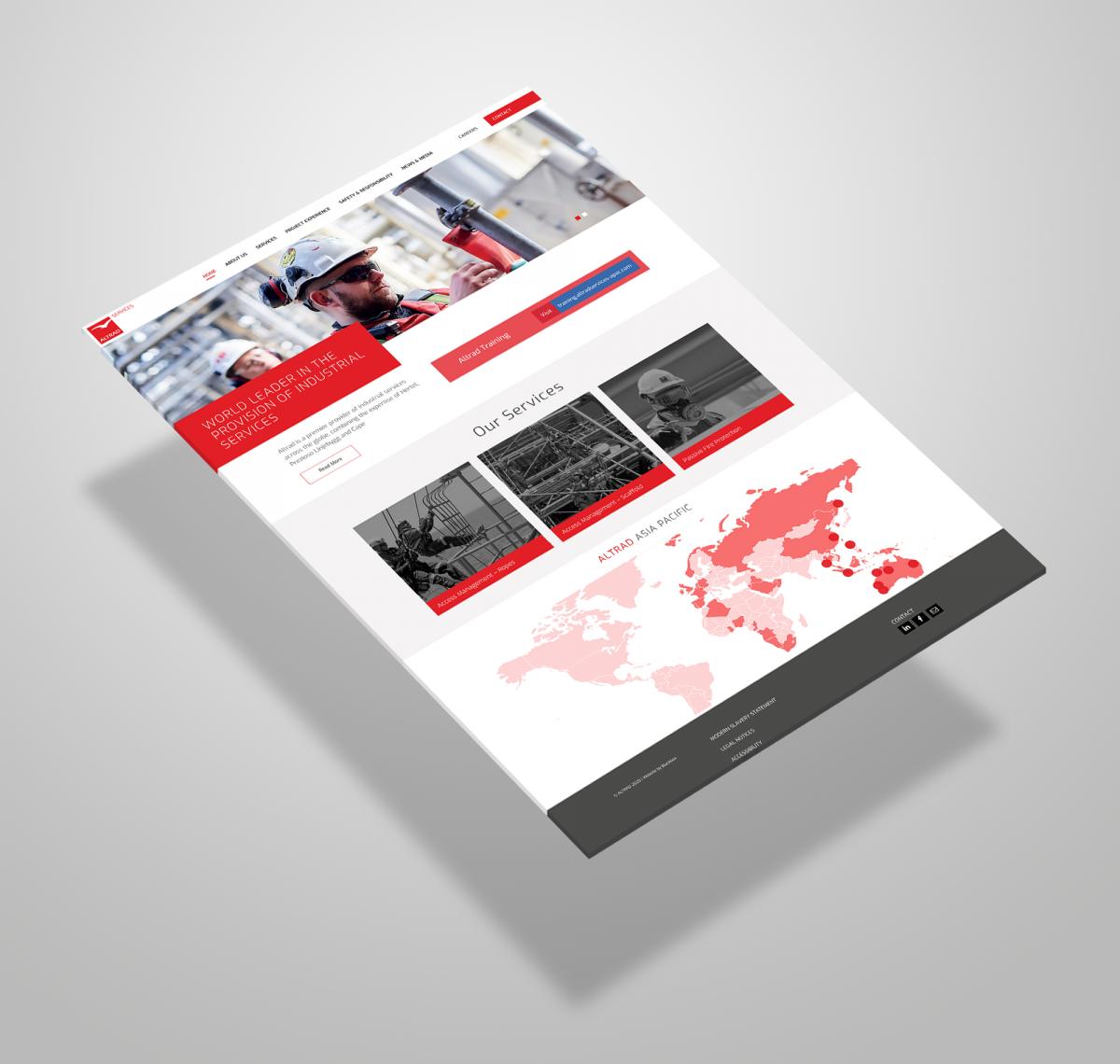 web design company perth