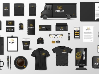 Brand identity Perth and Melbourne